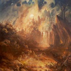 """Tempest è il disco d'esordio per gli Americani Lycus, la band si propone da subito come interessante alternativa, con idee chiare addosso e qualche """"lampo"""" abbastanza inusuale in ambito funeral […]"""