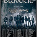 Eluveitie + Arkona + Skálmöld @New Age Club (Roncade) 31/10/2014