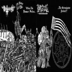 """Bello marcio, """"cazzone"""" e privo d'orpelli questo dannato split 7″ proposto dalla Duplicate Records (limitato in 500 copie). Il più puro e marcescente thrash metal da cantina è l'unico credo […]"""