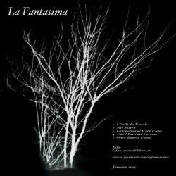 """Disco d'esordio omonimo per il project ambient-drone-doom italico La Fantasima. Al varco troveremo ad aspettarci una mezz'ora riflessiva, composta ed interamente strumentale. Musica per """"staccare"""", per viaggiare o molto più […]"""
